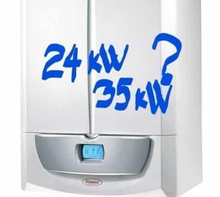 Putere centrala termica casa 200 mp, necesarul de caldura, kW