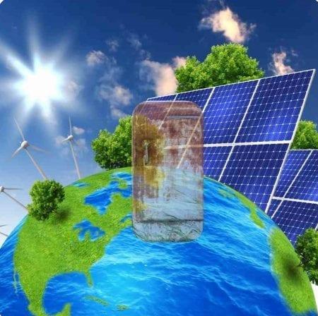 Panouri fotovoltaice & friginder Fram?