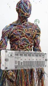 Automatizare încãlzire în pardosealã cableee