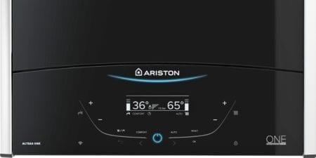 Cele mai bune centrala termice pe gaz Ariston-Alteas-One