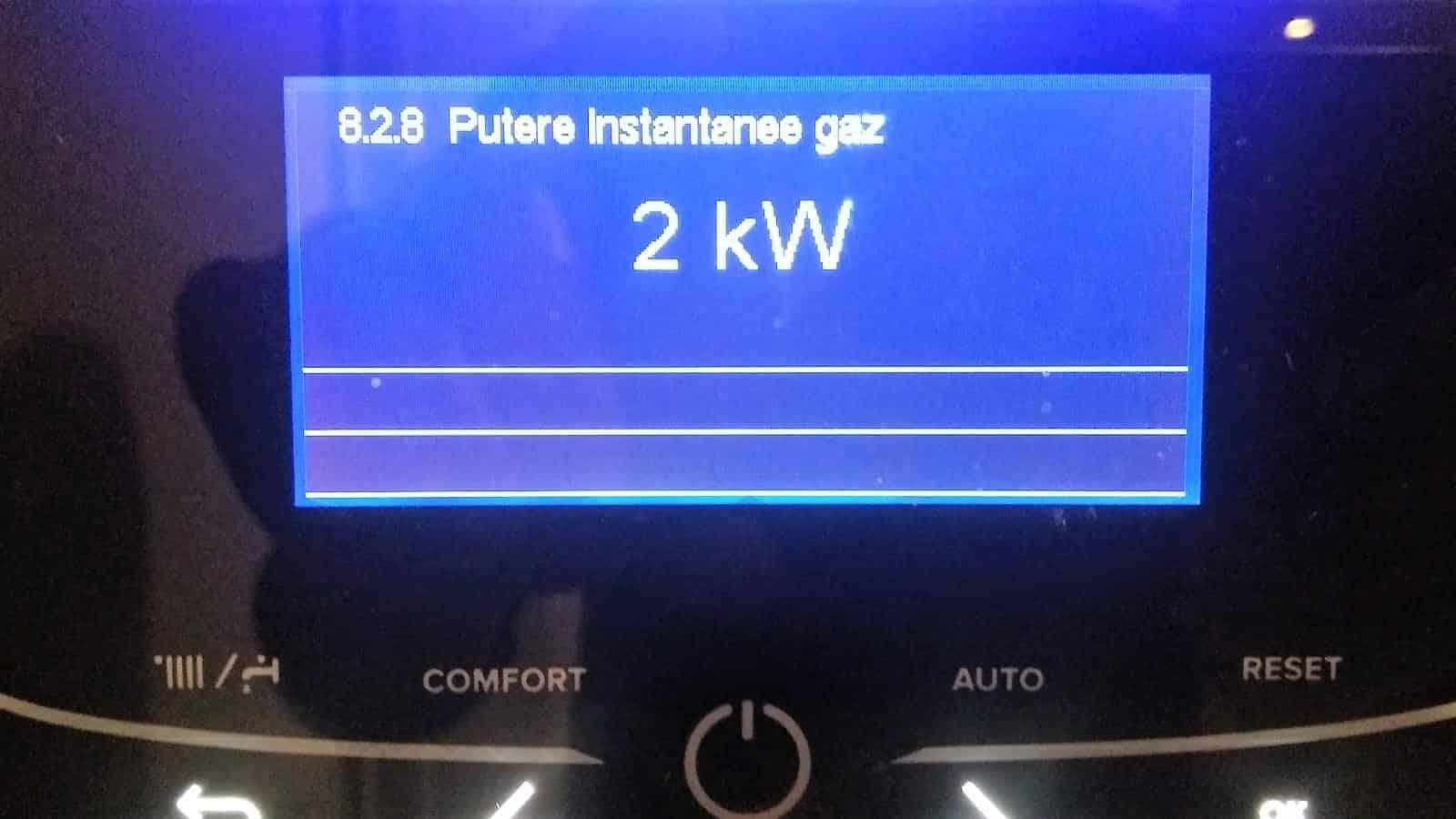 Cele mai bune centrale termice 2 kW