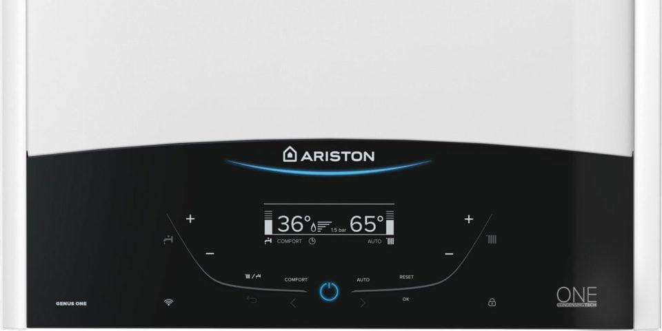 Cele mai bune centrale termice pe gaz - Ariston Genus