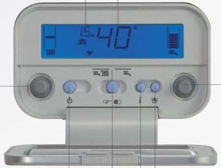 Cele mai bune centrale termice pe gaz - Beretta Exclusive Green E 25