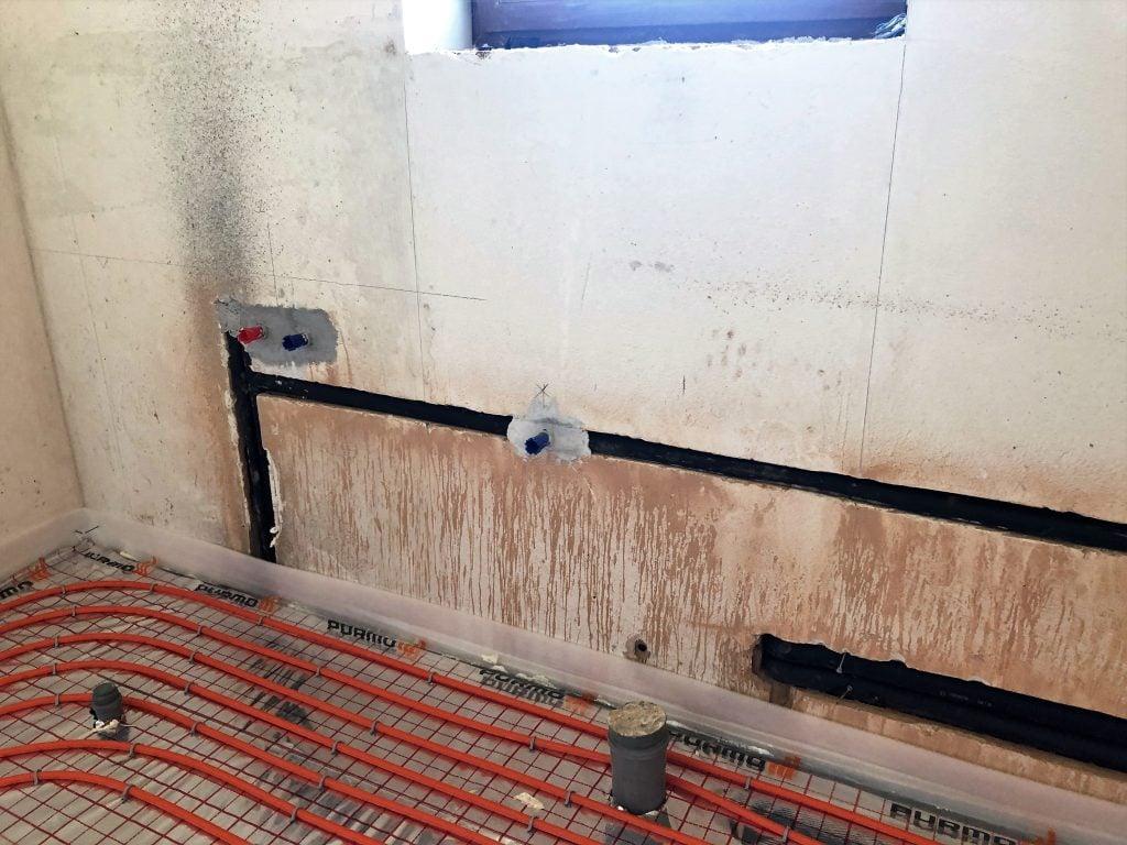Incalzire in pardoseala pret - sanitare impecabile