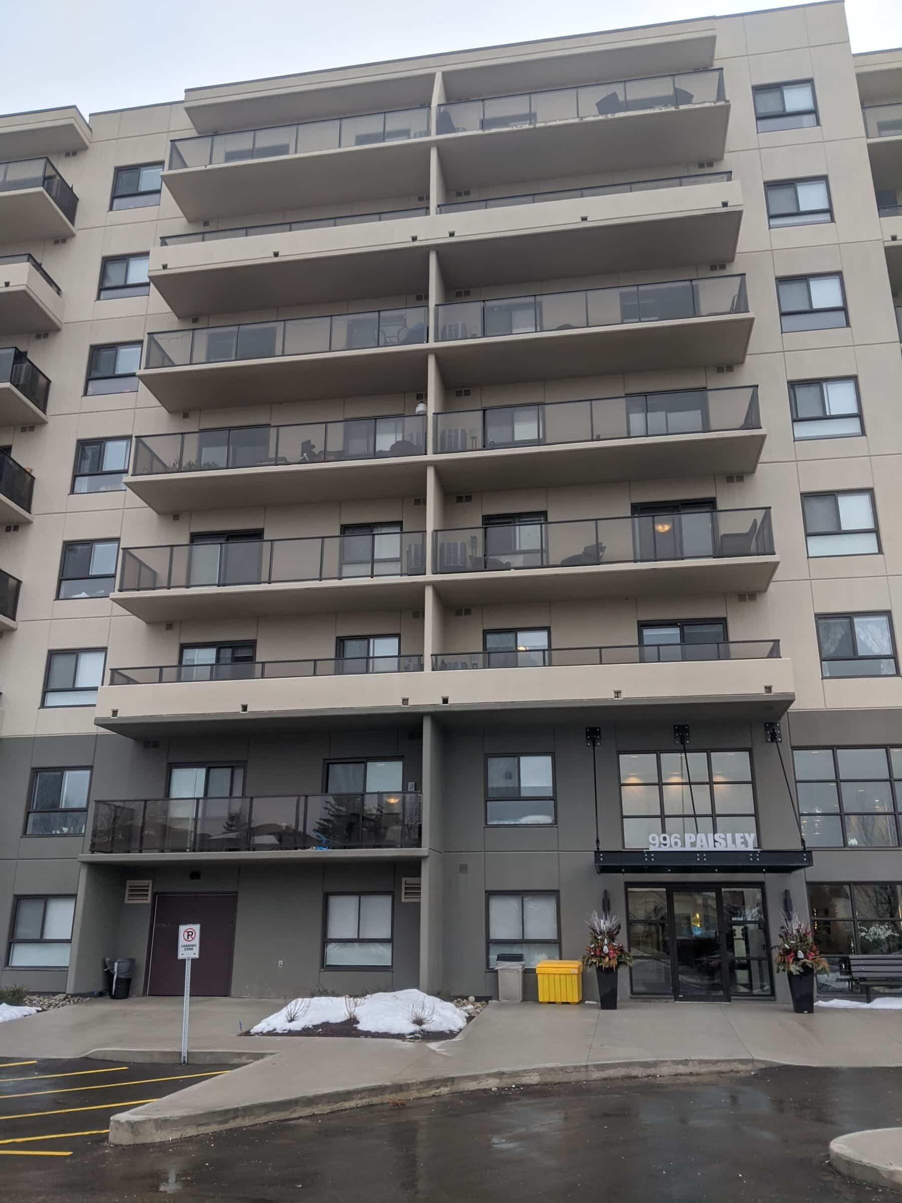 Pompe de caldura aer-apa apartament Canada