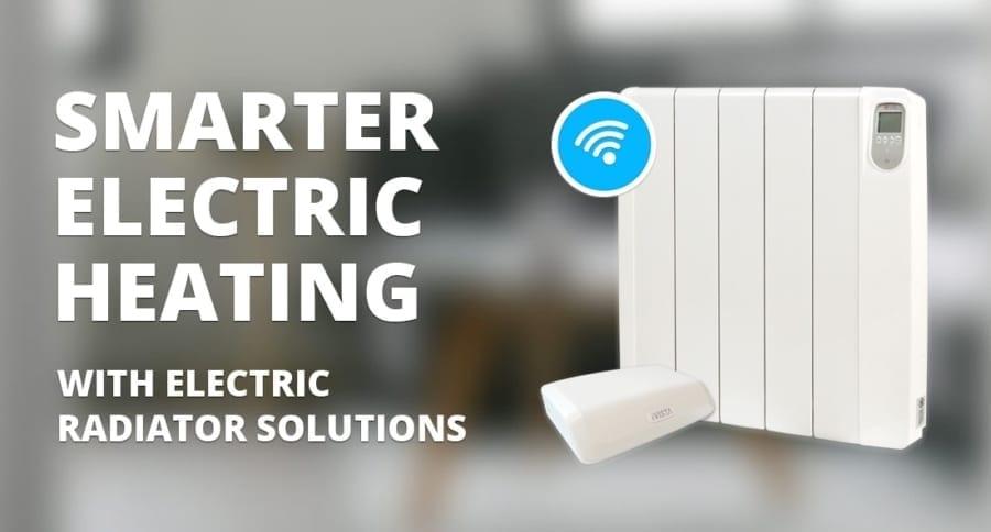 Calorifer electric smart