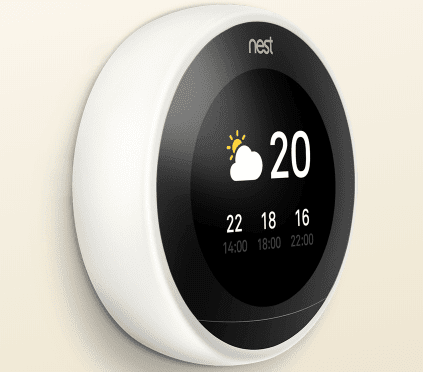 Temperatura joasa Termostat Nest