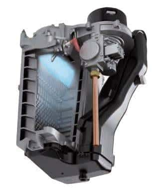 Cele mai bune centrale termice Arzător aluminiu 2